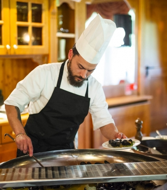 Chef of the Chalet al Lago