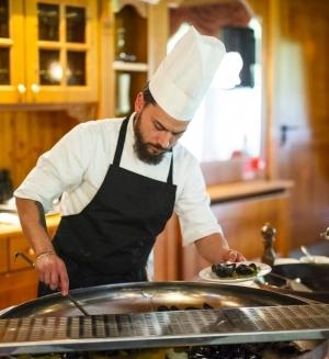 Chef dello Chalet al Lago
