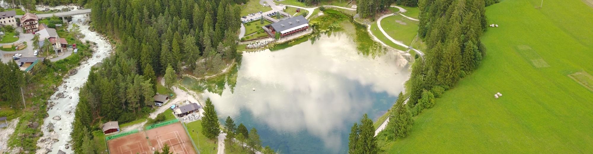 Panoramica del Lago di Mosigo