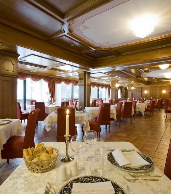 Restaurant Chalet al Lago