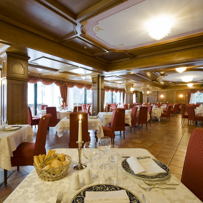 Our cuisine   Chalet al Lago 3*